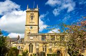 image of woodstock  - St Mary Magdalene church in Woodstock Oxfordshire  - JPG