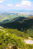 pic of apennines  - Beautiful Landscapes of the mountains taken in the Apennines - JPG