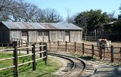 Ranch By The Tracks
