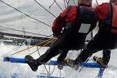 Sailing Pair
