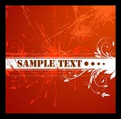 Abstract vector for design and background.
