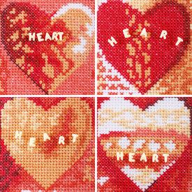 picture of heart shape  - hearts - JPG