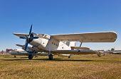 avião russo antigo
