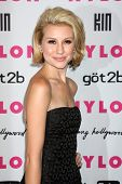 Los Angeles kann 12: Chelsea Staub auf die Nylon Magazin jungen Hollywood Party 2010 bei der Hollywoo
