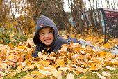 Autumn Boy