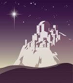 Estrela sobre Bethlehem