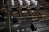 Professional Sound Mixing Controller Mixer