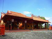 pagoda in Juwana