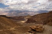 Red Mountains Of Eilat