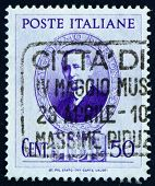Postage stamp Italy 1938 Guglielmo Marconi