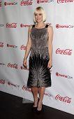 LAS VEGAS - APR 26:  ANNA FARIS arrives afor the Cinema Con 2012-Final Night Awards  on April 26, 20
