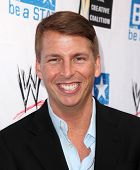 LOS ANGELES - APR 29:  Jack McBrayer arrives to the Anti-Bullying Alliance Launch  on April 29, 2010