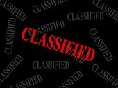 Classified Marking
