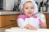Baking Girl