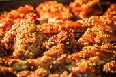 Roasted Chicken Wings With Sesame Seeds