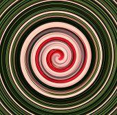 St Patricks Day Swirl