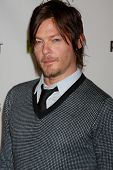 LOS ANGELES - MAR 1:  Norman Reedus arrives at the