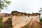 Phae Muang Phi is a place with original rock