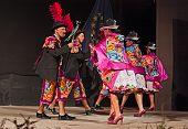 Peruvian Dancers