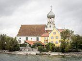 Church Sanct Georg Of Wasserburg