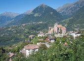 Schenna,South Tyrol,Italy
