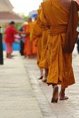 They are thai monks.
