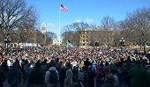 Crowd At Ann Arbor Hash Bash 2014
