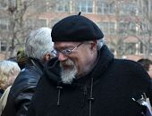 John Sinclair At Ann Arbor Hash Bash 2014