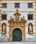 Landhaus Fassade, Graz, Österreich