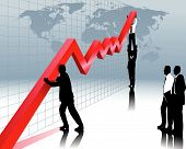 jointly working on economic recovery