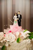 Bride And Groom Figurines