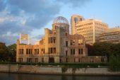 The A-Bomb Dome, Hiroshima, Japan