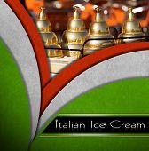 Постер, плакат: Italian Ice Cream