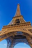 Partial View Tour Eiffel