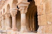 Romanesque Column