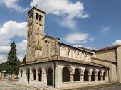 Temple Of Ornella ,veneto Italy