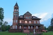 Historic Victorian Mansion In Superior