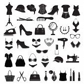 Fashion Accessories - Illustration