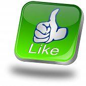 Thumb up App