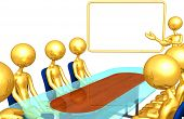 Gold Guys Presentation Meeting