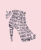 picture of lady boots  - Fashion colored woman Boot made from quotes - JPG