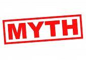 Myth Rubber Stamp