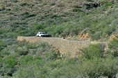 Klipspringer Pass In The Karoo National Park