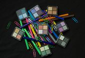 Make Up Products with Pens and Paper Clips