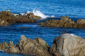 Pacific Grove-Monterey Bay Seascape #08