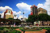 View Of The Kuala Lumpur