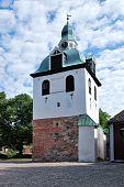 Porvoo, Finland. Medieval Bell-fry poster