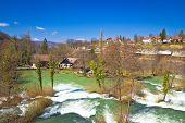 Green River Village Of Rastoke