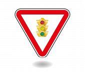 Sign Light Traffic