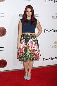 LOS ANGELES - FEB 14:  Jillian Rose Reed at the 2015 Make-up and Hair Stylists Guild Awards at a Paramount Theater on February 14, 2015 in Los Angeles, CA